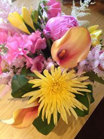 Birthday Flower Bouquet - Stemz Florist & Treasures